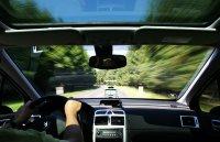 Jazda samochodem,  kierowca
